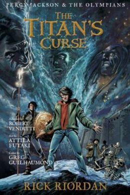 The Titan's Curse (Turtleback School & Library Binding Edition)
