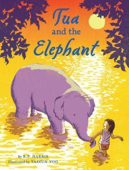 Tua and The Elephant (Turtleback School & Library Binding Edition)
