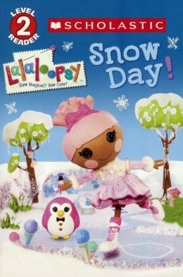 Snow Day!: Scholastic Reader Series: Level 2 (Turtleback School & Library Binding Edition)
