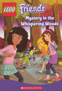 Mystery in the Whispering Woods (Turtleback School & Library Binding Edition)