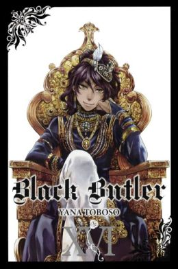 Black Butler Vol. 16 (Turtleback School & Library Binding Edition)