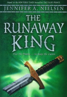 The Runaway King (Turtleback School & Library Binding Edition)