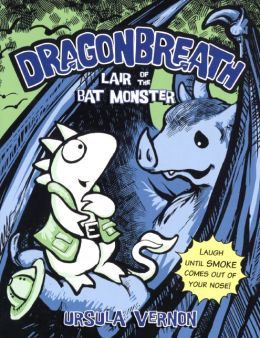 Lair of the Bat Monster (Turtleback School & Library Binding Edition)