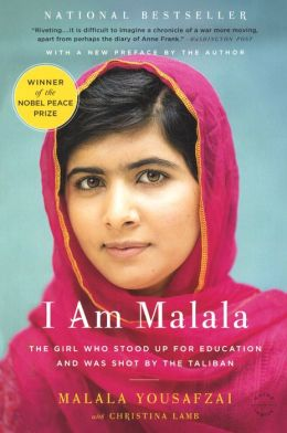 I Am Malala: The Girl Who Stood Up for Education and Was Shot by the Taliban (Turtleback School & Library Binding Edition)