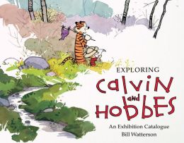 Exploring Calvin And Hobbes (Turtleback School & Library Binding Edition)
