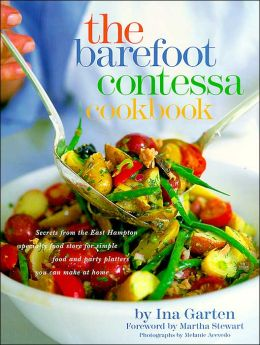 Barefoot Contessa Cookbook