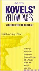 Kovels' Yellow Pages: A Resource Guide for Collectors