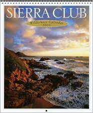 2003 Sierra Club Wall Calendar