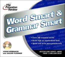 The Princeton Review Word Smart and Grammar Smart CD
