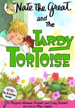Nate the Great and the Tardy Tortoise (Turtleback School & Library Binding Edition)