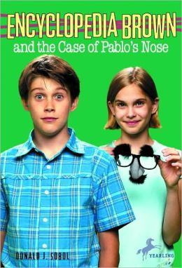 Encyclopedia Brown and the Case of Pablo's Nose (Encyclopedia Brown Series #20) (Turtleback School & Library Binding Edition)
