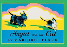 Angus And The Cat (Turtleback School & Library Binding Edition)