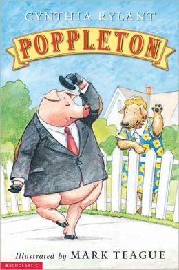 Poppleton (Turtleback School & Library Binding Edition)