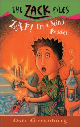 Zap! I'm A Mind Reader (Turtleback School & Library Binding Edition)