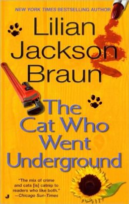 The Cat Who Went Underground (Turtleback School & Library Binding Edition)
