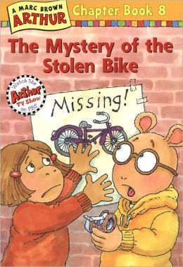 The Mystery of the Stolen Bike (Turtleback School & Library Binding Edition)