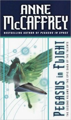Pegasus in Flight (Talent Series #2) (Turtleback School & Library Binding Edition)