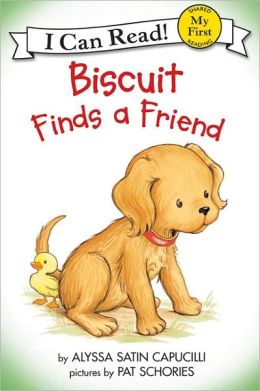 Biscuit Finds a Friend (Turtleback School & Library Binding Edition)