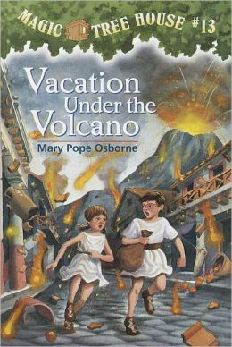 Vacation Under The Volcano (Turtleback School & Library Binding Edition)