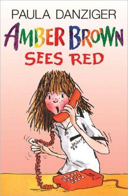 Amber Brown Sees Red (Turtleback School & Library Binding Edition)