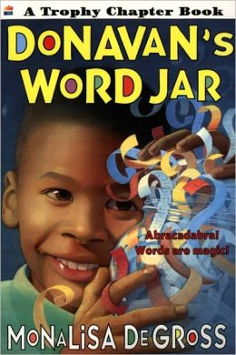 Donavan's Word Jar (Turtleback School & Library Binding Edition)
