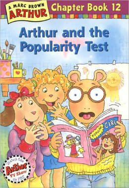 Arthur and the Popularity Test (Turtleback School & Library Binding Edition)