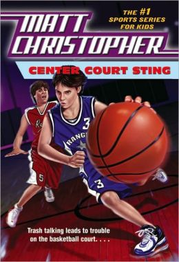 Center Court Sting (Turtleback School & Library Binding Edition)