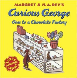 Curious George Goes to a Chocolate Factory (Turtleback School & Library Binding Edition)
