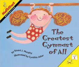 The Greatest Gymnast of All: Opposites (Turtleback School & Library Binding Edition)