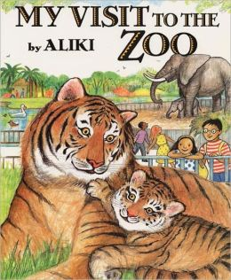 My Visit To The Zoo (Turtleback School & Library Binding Edition)