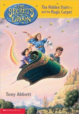 The Hidden Stairs And The Magic Carpet (Turtleback School & Library Binding Edition)