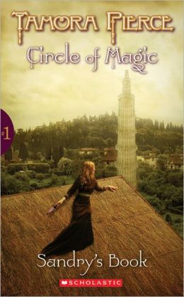 Sandry's Book (Circle of Magic Series #1) (Turtleback School & Library Binding Edition)