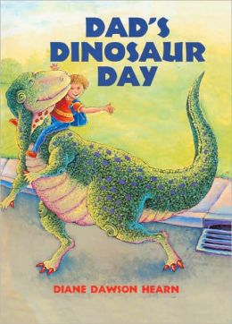 Dad's Dinosaur Day (Turtleback School & Library Binding Edition)