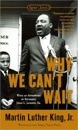 Why We Can't Wait (Turtleback School & Library Binding Edition)