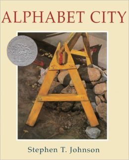 Alphabet City (Turtleback School & Library Binding Edition)