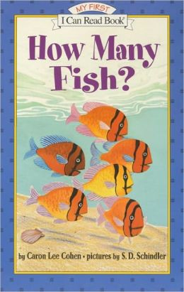 How Many Fish? (Turtleback School & Library Binding Edition)