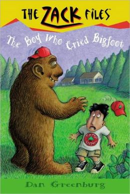 The Boy Who Cried Bigfoot (Turtleback School & Library Binding Edition)