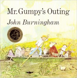Mr. Gumpy's Outing (Turtleback School & Library Binding Edition)