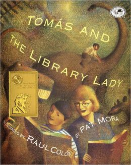 Tomas And The Library Lady (Turtleback School & Library Binding Edition)