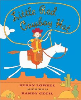Little Red Cowboy Hat (Turtleback School & Library Binding Edition)
