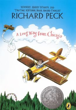 A Long Way From Chicago (Turtleback School & Library Binding Edition)