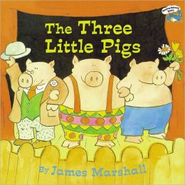 The Three Little Pigs (Turtleback School & Library Binding Edition)