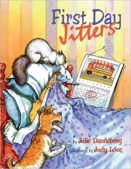 First Day Jitters (Turtleback School & Library Binding Edition)