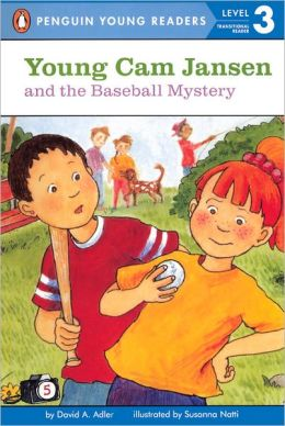 Young Cam Jansen and the Baseball Mystery (Young Cam Jansen Series #5) (Turtleback School & Library Binding Edition)