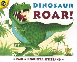 Dinosaur Roar! (Turtleback School & Library Binding Edition)