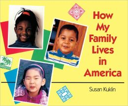 How My Family Lives in America (Turtleback School & Library Binding Edition)