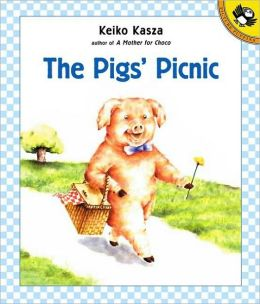 The Pigs' Picnic (Turtleback School & Library Binding Edition)