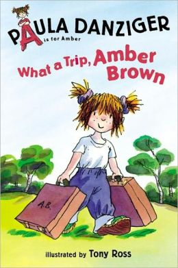 What a Trip, Amber Brown (Turtleback School & Library Binding Edition)