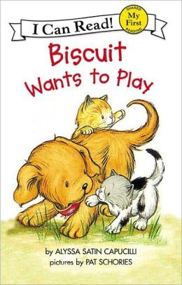Biscuit Wants to Play (Turtleback School & Library Binding Edition)