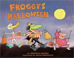 Froggy's Halloween (Turtleback School & Library Binding Edition)